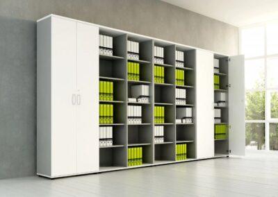 pojemne szafy aktowe