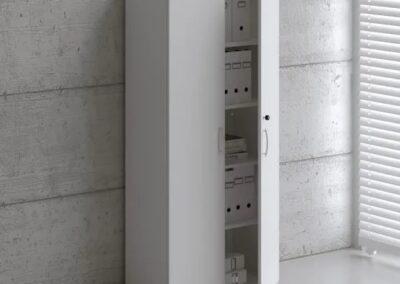 minimalistyczne szafy aktowe