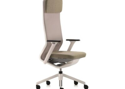 fotel biurowy z zagłówkiem team
