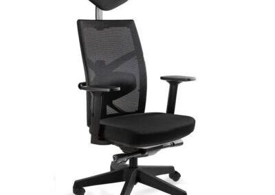 subtelny design fotela tune