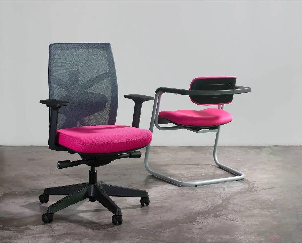 rodzaje krzeseł biurowych tune