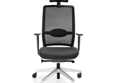 ergonomiczny fotel veris net