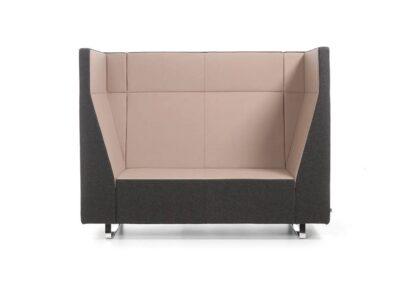 wygodna sofa system akustyczny