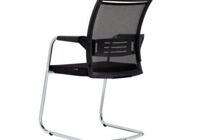 ergonomiczny fotel konferencyjny