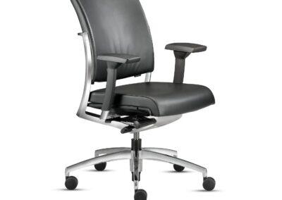 klasyczne krzesło biurowe world