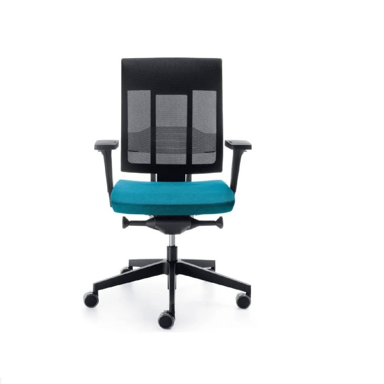 niebieski fotel xenon net