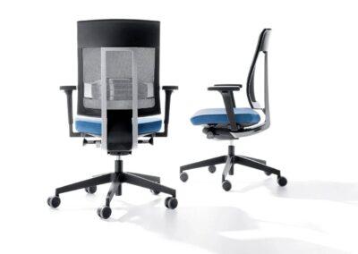 ergonomiczny fotel xenon net