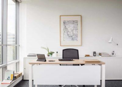 biurko pracownicze yan c