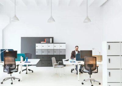ergonomiczne biurko yan m