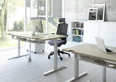 praktyczne biurko yan t
