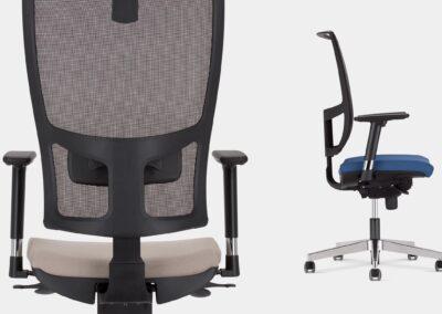 ergonomiczne krzesło z body trade