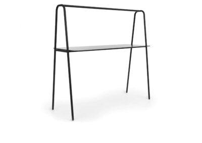 minimalistyczny stół spin sn high