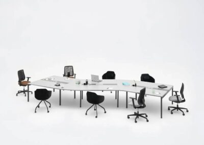 stoły konferencyjne modułowe
