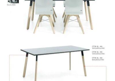 designerski stół konferencyjny orte otw