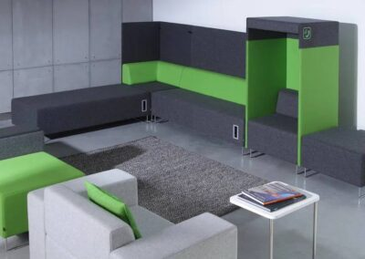 soft seating quadra