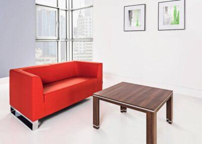 sofa soft seating sigma ze stolikiem