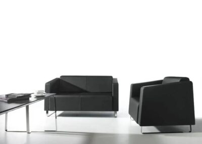 elegancki soft seating